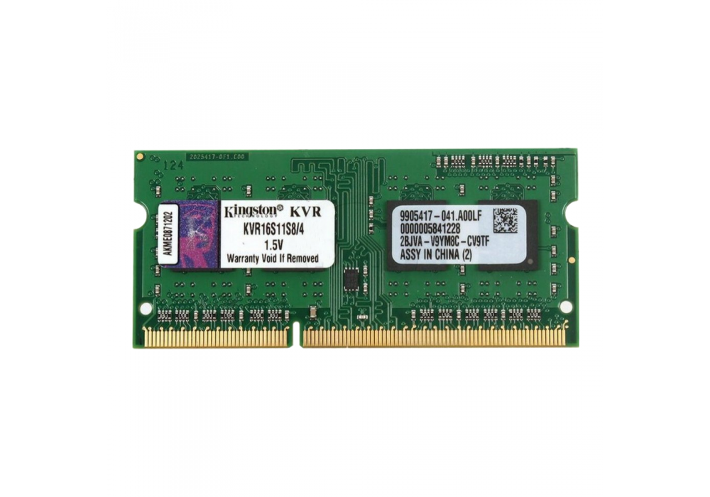 Ram kingston for Laptop 8GB DDR3L 1600MHz