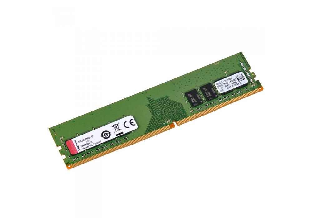 Kingston Ram 4GB 2666MHz DDR4 For Pc