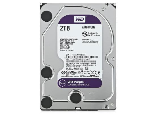 Internal WD Purple 2TB Hard Drive