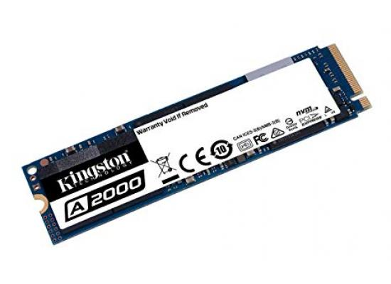 Kingston's SSD SA2000 Solid-state Drive M.2 500G