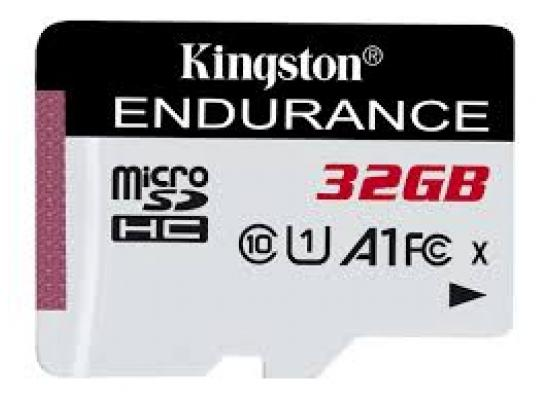 Kingston microSDXC 32GB Endurance Memory Card
