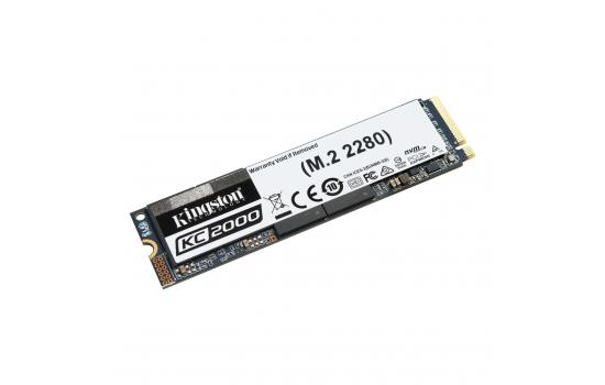 Kingston's SSD KC2000 Solid-state Drive M.2 500GB