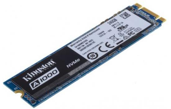 Kingston's A1000 Solid-state Drive M.2 240G