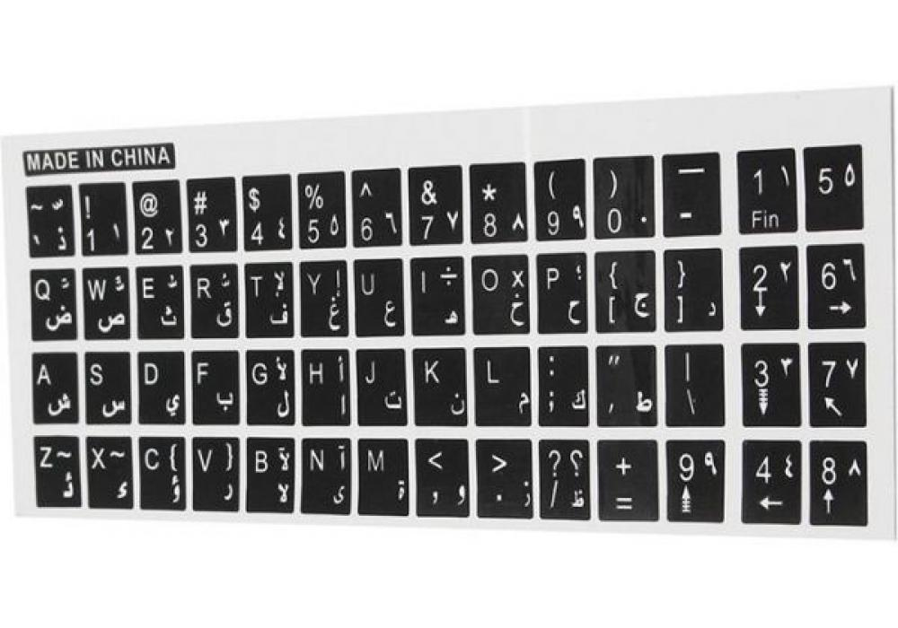 Keyboard Character Stickers