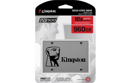 Kingston SSD UV500 960GB