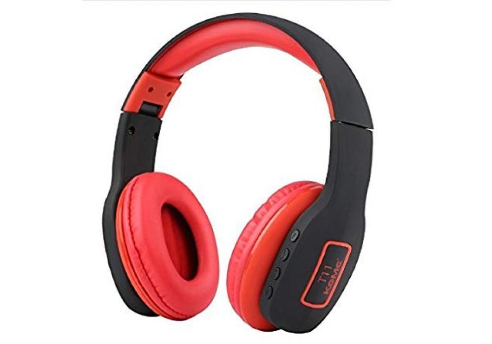 Headset Bluetooth KOMC T11