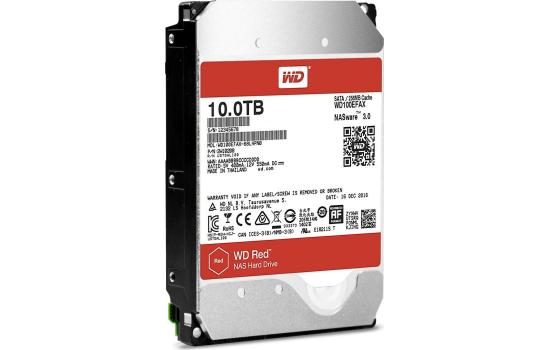 WD Red 10TB Hard Drive
