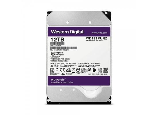 Internal WD Purple 12TB Hard Drive