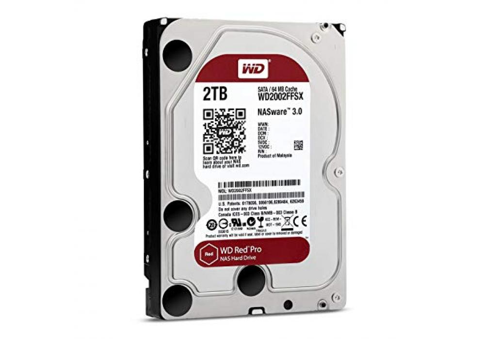 WD Red 2TB Hard Drive