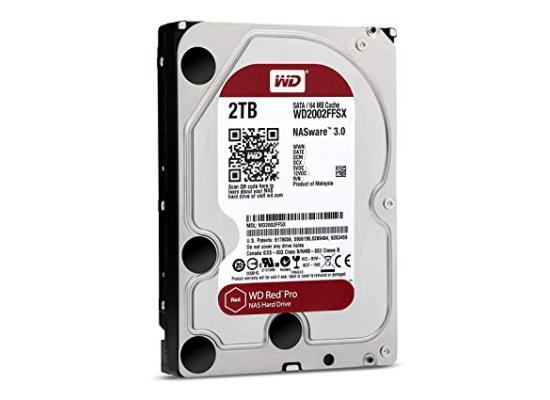 WD Red 2TB Hard Drive