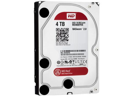 WD Red 4TB Hard Drive