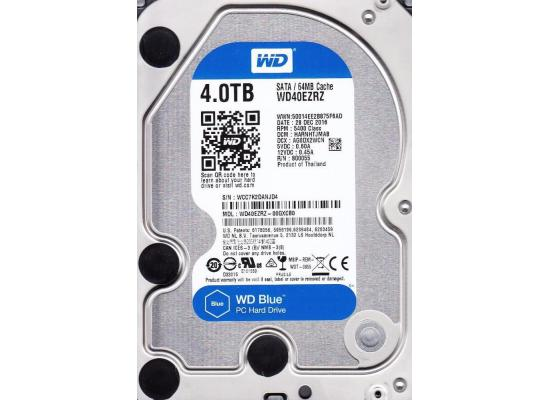 WD Blue 4TB Hard Drive