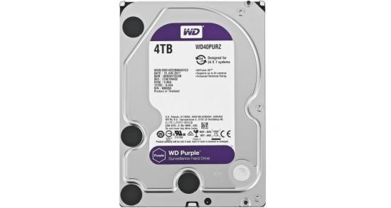 WD Purple 4TB Hard Drive