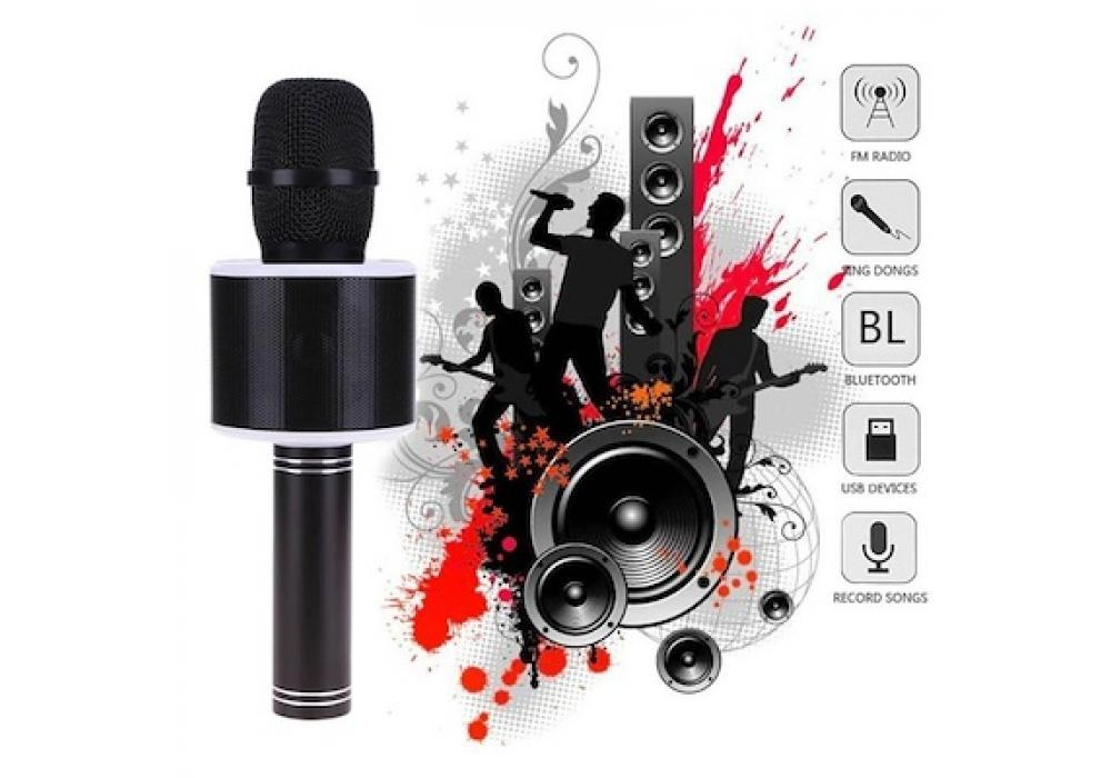 WSTER Bluetooth 2.0 Wireless karaoke Mike