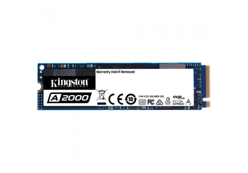 Kingston's SSD SA2000 Solid-state Drive M.2 250G