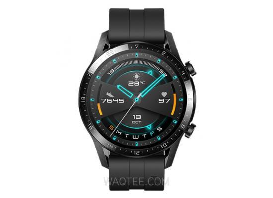 HUAWEI SMART Watch GT2 Black Strap