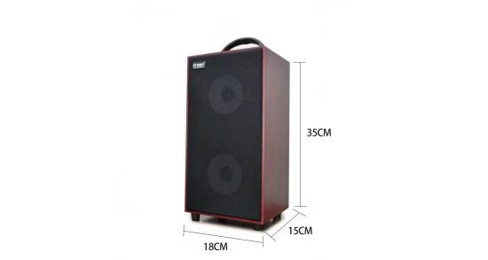 Speaker Bluetooth Stereo Subwoofer Double