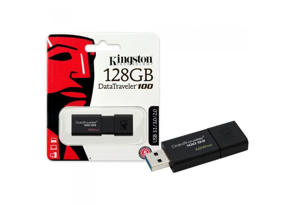 Kingston 128GB DataTraveler 100 G3