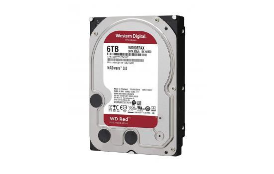 Internal WD Red 6TB 5400 RPM