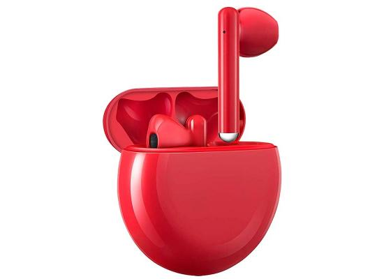 HUAWEI FreeBuds 3 Earphone Wireless Red