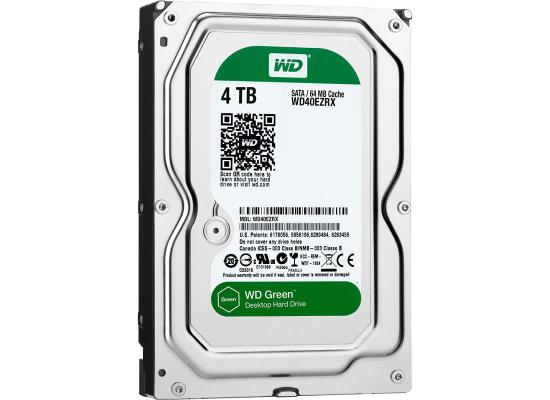 WD Green 4TB Hard Drive