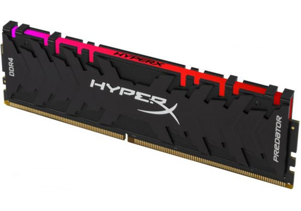 Ram HyperX Predator 8GB 2666MHz RGB for PC