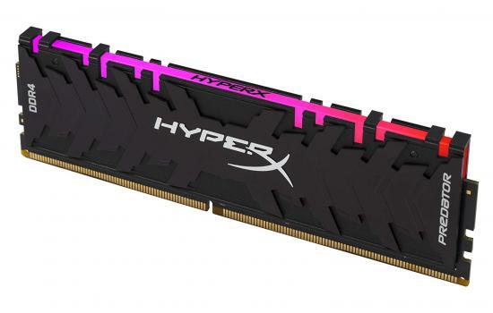 Ram HyperX Predator 8GB 3200MHz RGB