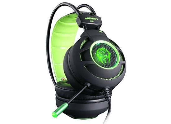 Canleen K11 Headset Gaming With a Microphone Heavy Bass Vibration