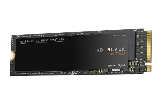 Western Digital NVMe/PCIe M.2 SSD drive 1 TB Black