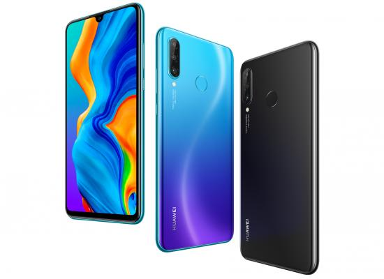 Mobile Phone HUAWEI P30 Lite New Edition