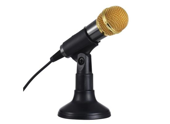 Transhine High Quality Gold Condenser Microphone