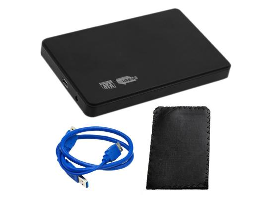 "Enclosure USB 3.0 2.5"" Sata Hard Drive External"