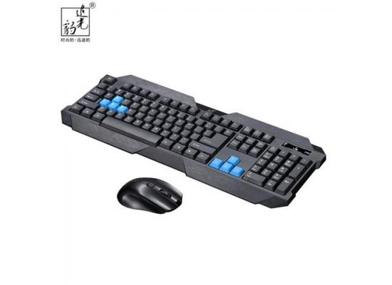 L-TECH Keyboard And Mouse Wireless
