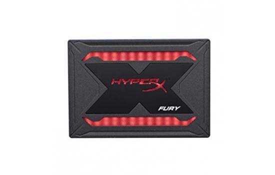 HyperX FURY RGB SSD - 480GB