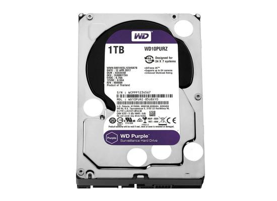 Internal WD Purple 1tb 5400 RPM