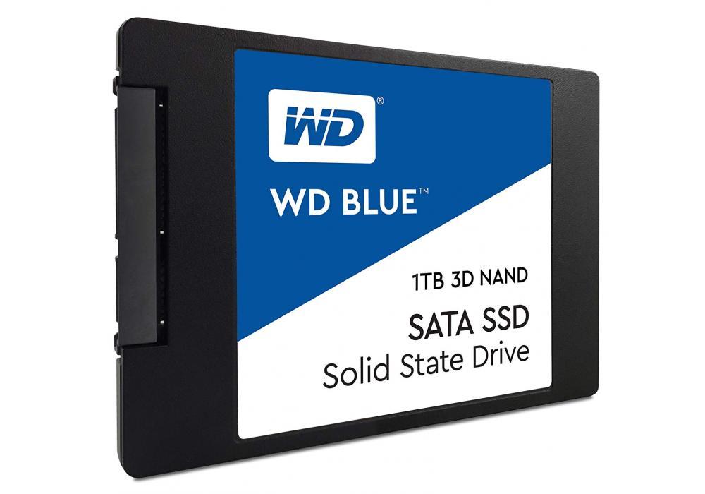 Western Digital WDS100T2B0A Blue 3D SSD 1TB