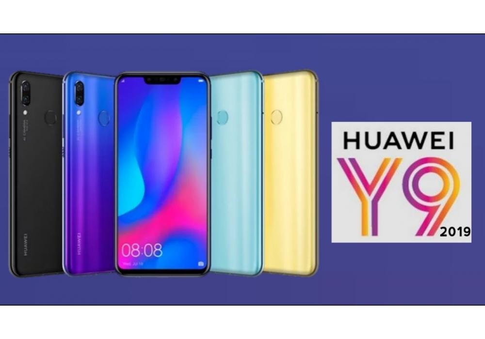 Mobile Phone Huawei Y9 2019