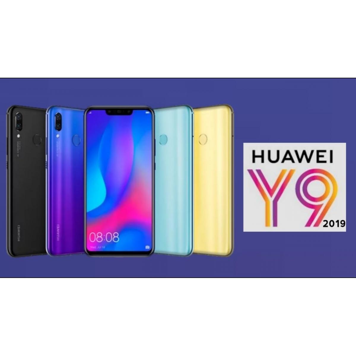 Mobile Phone Huawei Y9 2019 | GTS - Amman Jordan | GTS