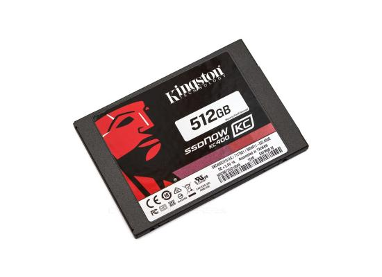 Kingston KC400 512GB SSD 15X