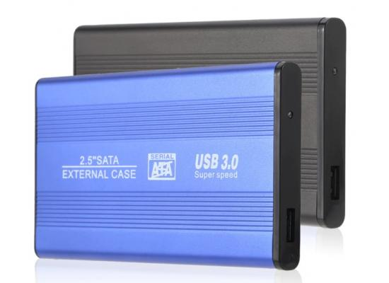 2.5-inch USB 3.0 SATA Hard Drive Enclosure S254U3