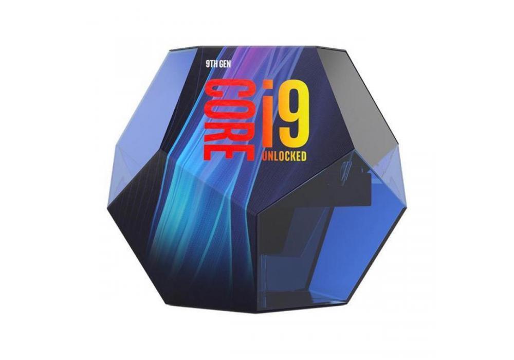 Intel Core i9-9900K Coffee Lake