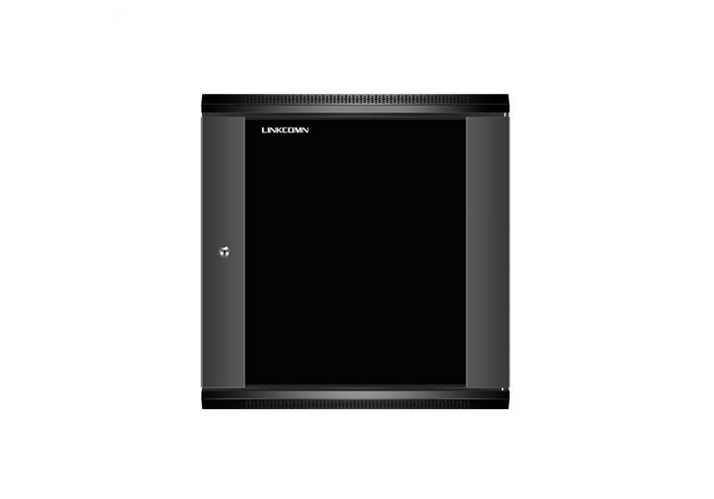 LINKCOMN Cabinet Wall-Mounted 12U WS6612