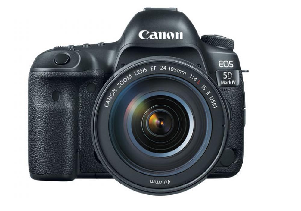 Canon Camera EOS 5D Mark IV + 24-105 F4L