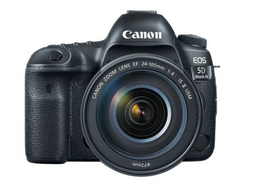 Canon Camera EOS 5D Mark IV + 24-105 F4L