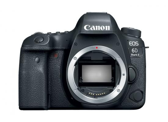 Canon Camera EOS 6D Mark II Body