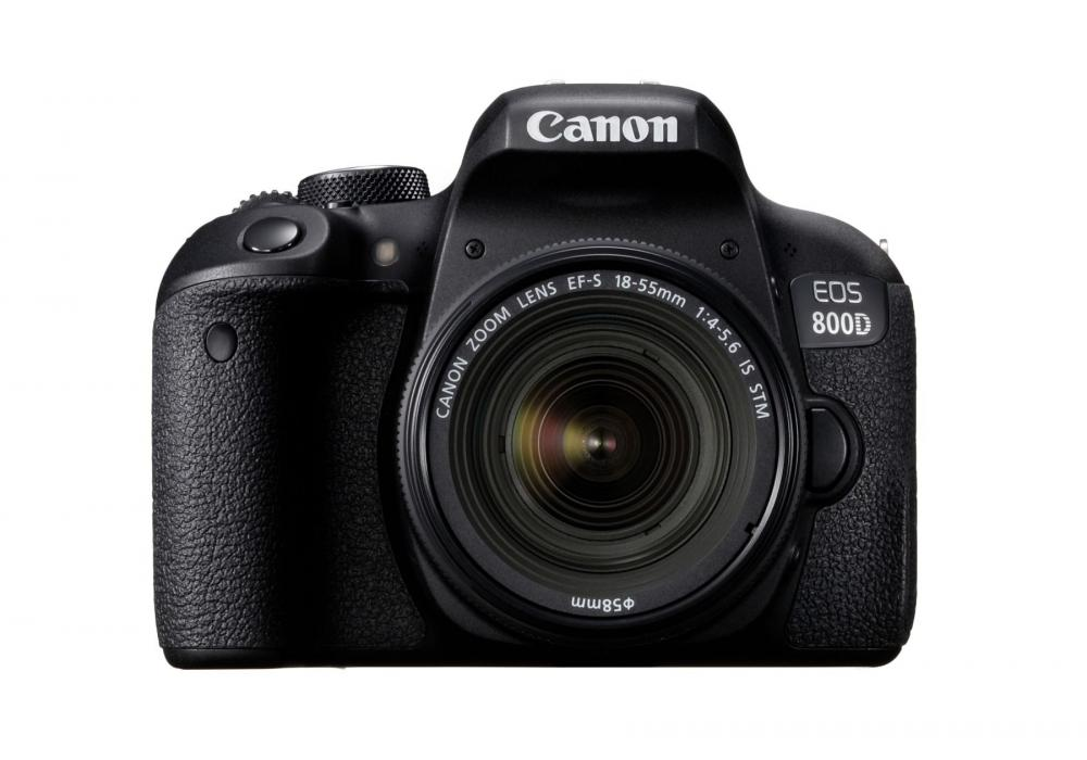 Canon Camera  EOS 800D + 18-55