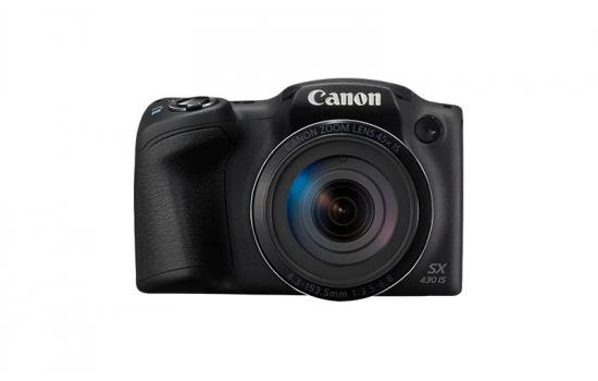 Canon Camera PowerShot SX430 IS