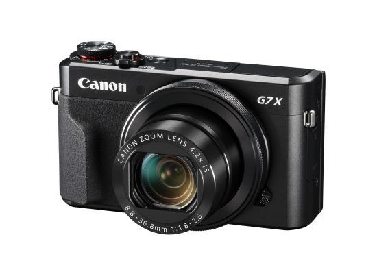Canon Camera POWERSHOT G7 X MKII