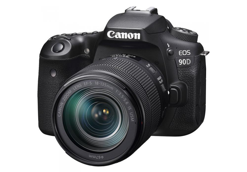 Canon Camera Canon EOS 90D EF 18-135mm