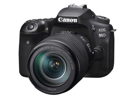 Canon Camera Canon EOS 90D EF 18-135mm